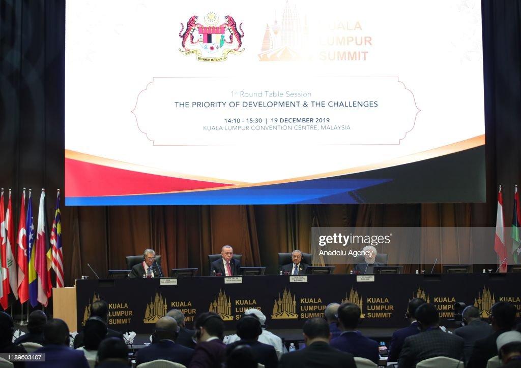 Kuala Lumpur Summit : Nieuwsfoto's