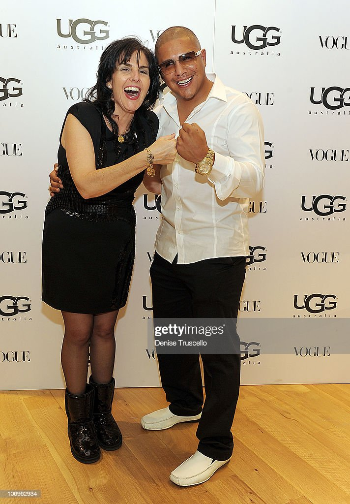 UGG and Vogue Host The Opening Of The New UGG Concept Store At The Forum Shops In Caesars Palace Las Vegas