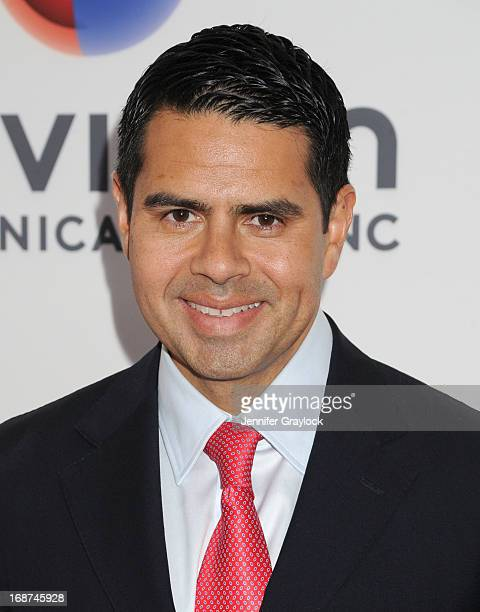 President of Univision Networks Cesar Conde attends the 2013 Univision Upfront Presentation at Espace on May 14 2013 in New York City