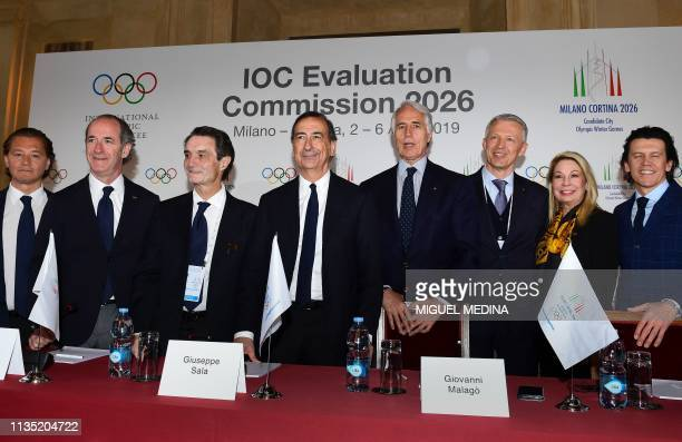 President of Veneto region Luca Zaia President of the Lombardy region Attilio Fontana mayor of Milan Giuseppe Sala President of the Italian National...