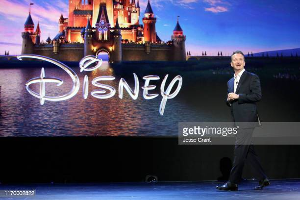 President of Walt Disney Studios Motion Picture Production Sean Bailey took part today in the Walt Disney Studios presentation at Disney's D23 EXPO...