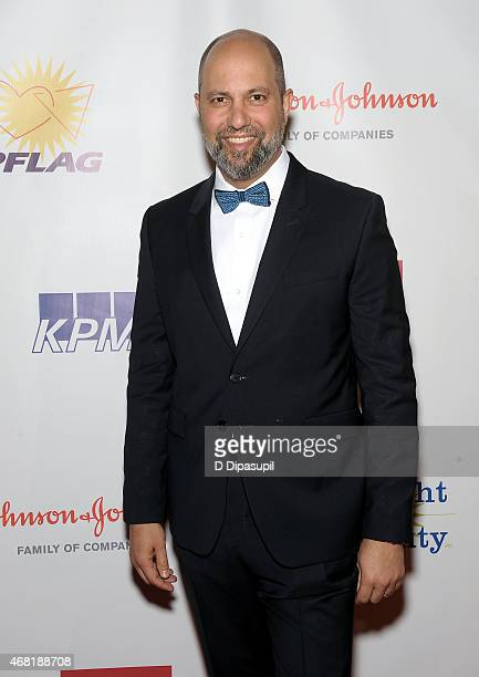 President of West Elm Jim Brett attends the 7th Annual PFLAG National Straight For Equality Awards Gala at The New York Marriott Marquis on March 30...