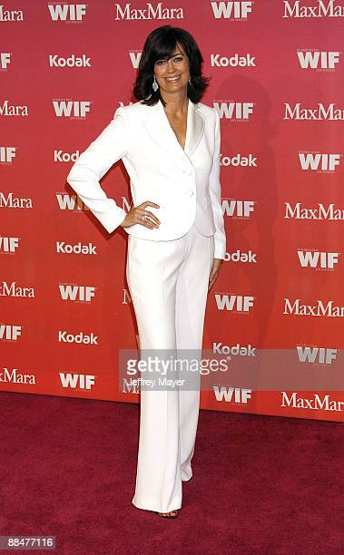 President of WIF LA Jane Fleming arrives at Women In Film's 2009 Crystal and Lucy Awards at the Hyatt Regency Century Plaza on June 12 2009 in...