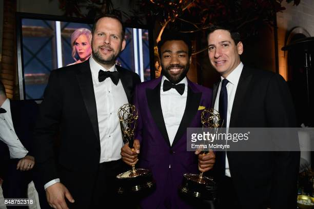 President Original Programming FX Productions Nicholas Grad Donald Glover and President Original Programming FX Networks FX Production Eric Schrier...