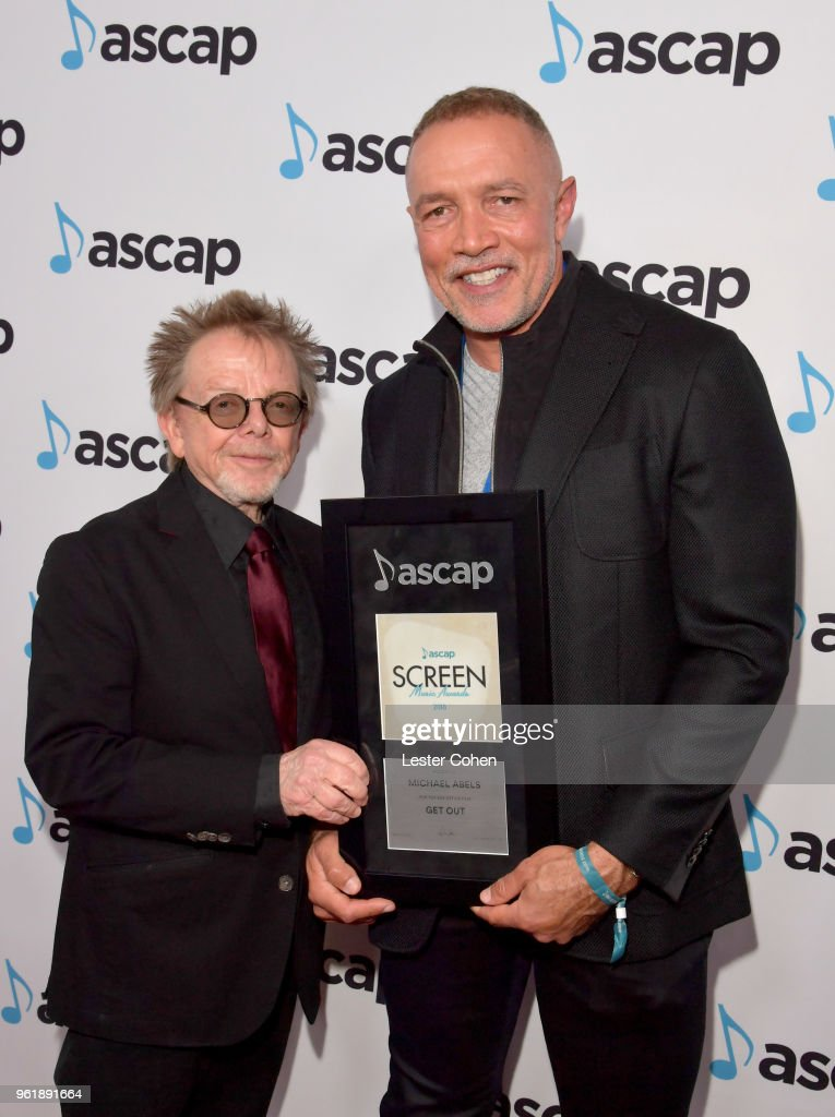 33rd Annual ASCAP Screen Music Awards - Red Carpet
