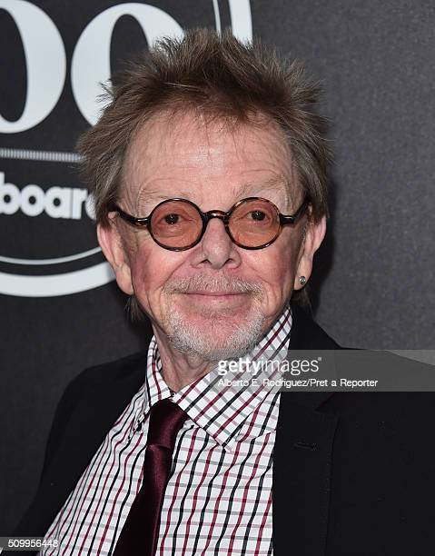 President Paul Williams attends the 2016 Billboard Power 100 Celebration at Bouchon on February 12 2016 in Beverly Hills California