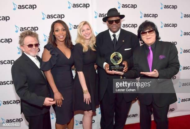 ASCAP President Paul Williams Vice President Rhythm Soul/ Urban Membership ASCAP Nicole GeorgeMiddleton ASCAP CEO Elizabeth Matthews Voice of Music...
