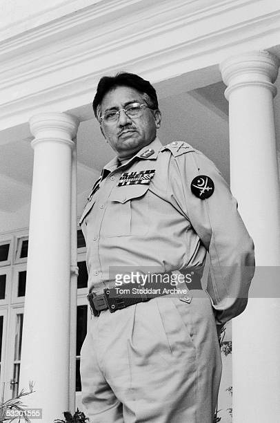 President Pervez Musharraf who became ruler of Pakistan after seizing power in a bloodless coup in 1999 Musharraf was born in Delhi in August 1943...