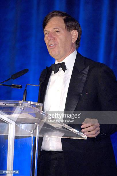 President Peter Price during Community and Public Service Emmy Award Ceremony at Marriott Marquis in New York City New York United States