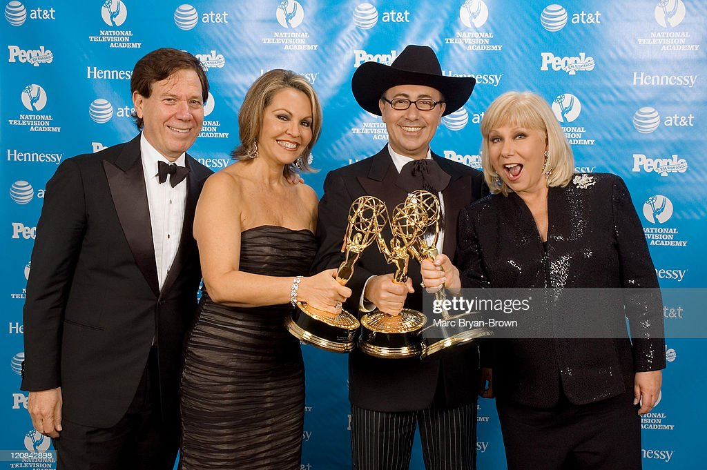 Second Annual Leaders in Spanish-Language Television Emmy Awards - Press Room