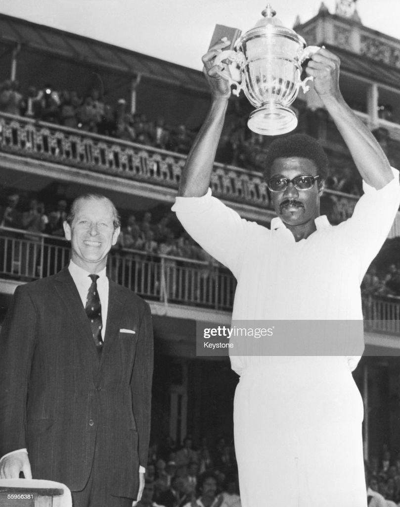 West Indies Victory : News Photo