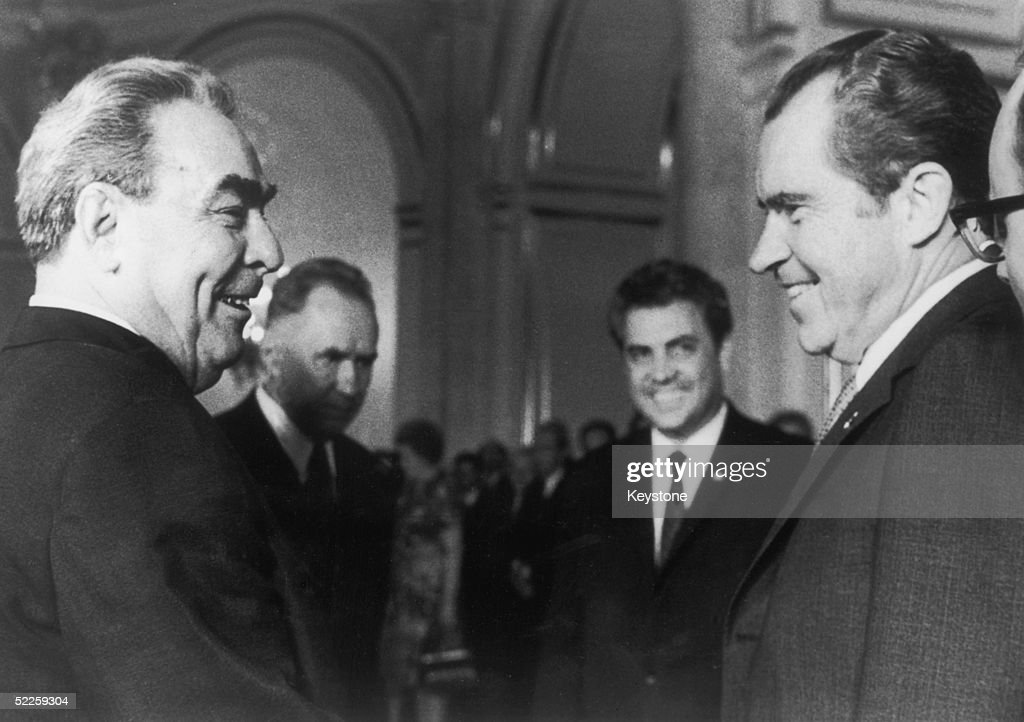 On This Day May 22 1972 Nixon Visits Soviet Union For Moscow