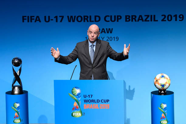 CHE: FIFA U-17 World Cup Brazil 2019 Draw