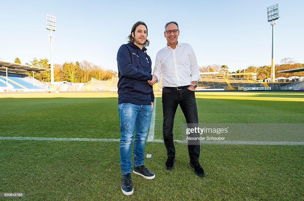 SV Darmstadt 98 Unveils New Signing Head Coach Torsten Frings