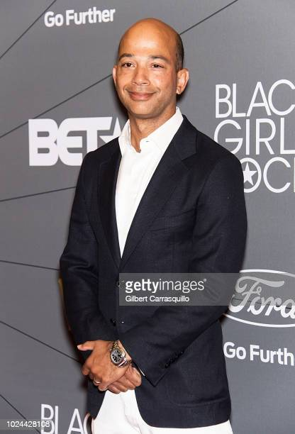 President Scott M Mills attends 2018 Black Girls Rock at New Jersey Performing Arts Center on August 26 2018 in Newark New Jersey