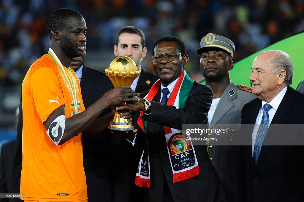 Africa Cup of Nations Final - Ivory Coast V Ghana