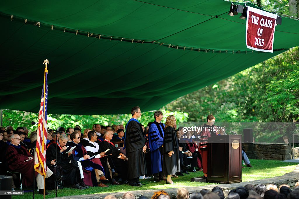 Swarthmore Graduation 2020.President Speech On Commencement Day At Swarthmore College