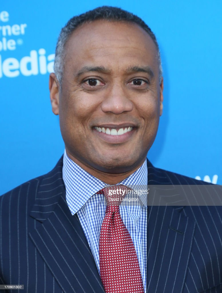 TWC president, Sports, News & Local Programming David Rone attends Time Warner Cable Media (TWC Media) 'View From The Top' Upfront at Vibiana on June 19, 2013 in Los Angeles, California.
