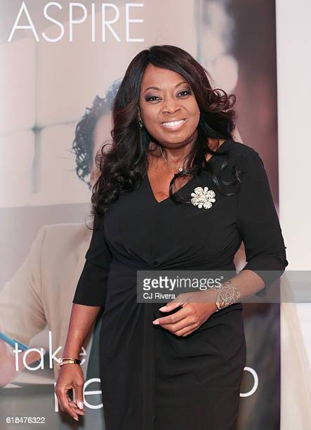 President Star Jones attends the NAPW Power Networking Event at Midtown Loft Terrace on October 26 2016 in New York City