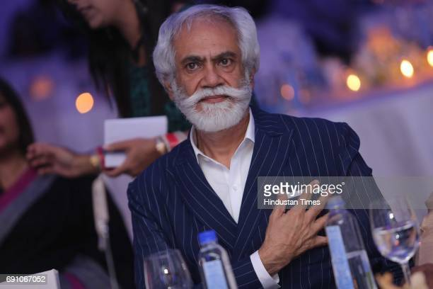 President Sunil Sethi during the Hindustan Times Game Changer Awards 2017 at Hotel Oberoi on May 24 2017 in Gurgaon India