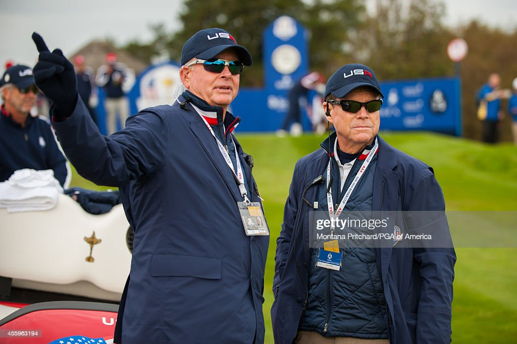 Previews - 2014 Ryder Cup : News Photo