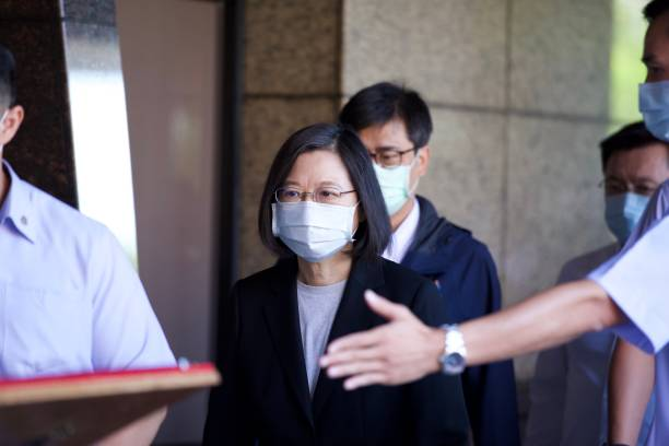 TWN: President Tsai Mourns Kaohsiung Fire Victims