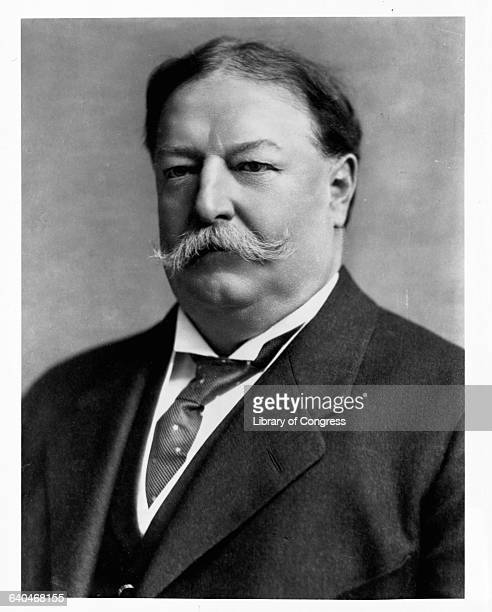 President William H Taft