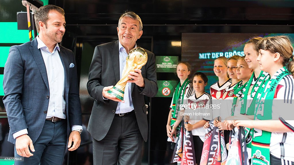 DFB Ehrenrunde Kick-Off Event - Day 1