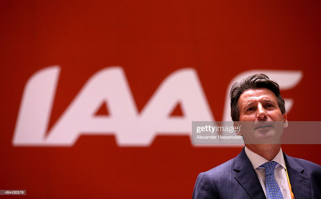 IAAF Congress Day One - 2015 IAAF World Championships