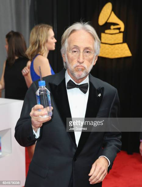 President/CEO of The Recording Academy and GRAMMY Foundation President/CEO Neil Portnow at The 59th Annual GRAMMY Awards at STAPLES Center on...