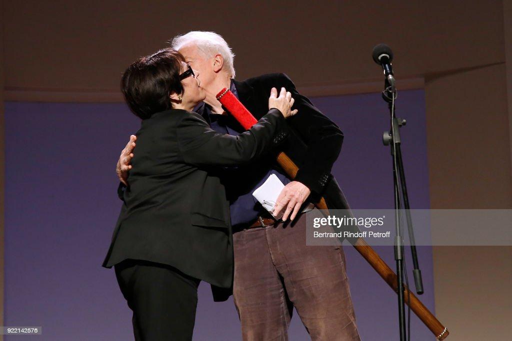 """""""Le Prix Du Brigadier 2017"""" Award At Theatre Montparnasse In Paris : News Photo"""