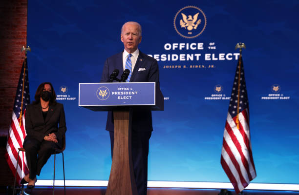 DE: President-Elect Biden Delivers Remarks On COVID-19 Pandemic And Economic Crisis