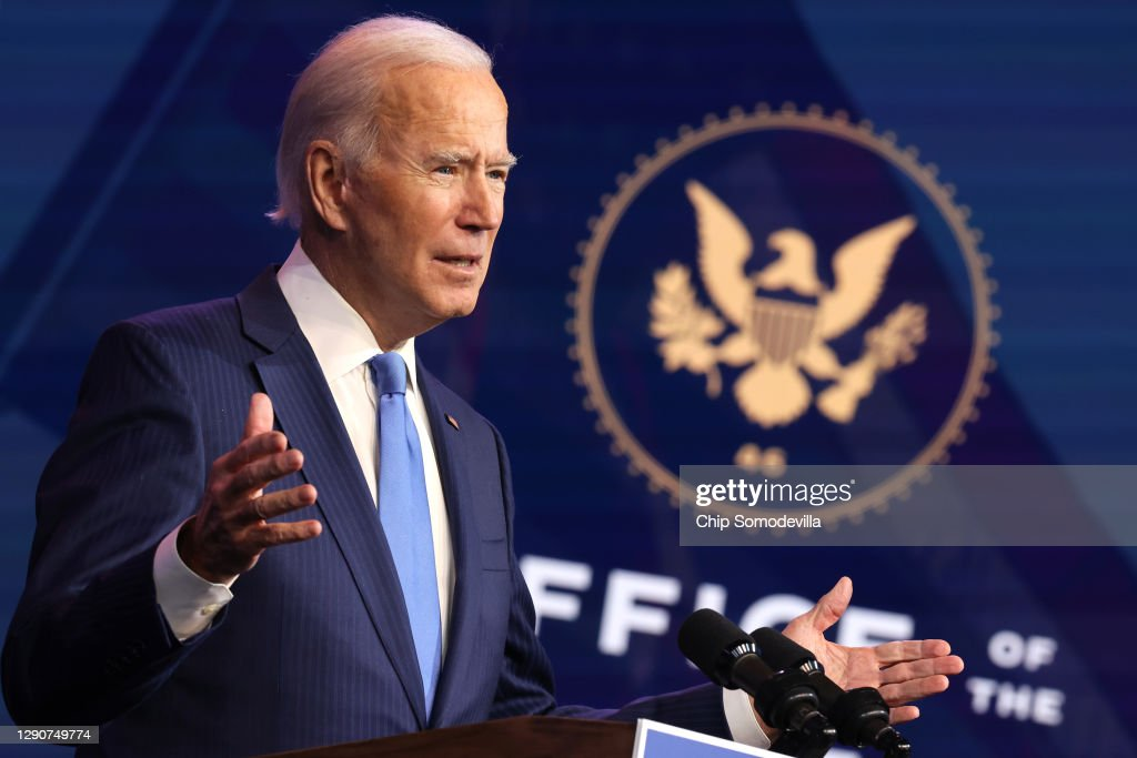 Joe Biden And Kamala Harris Introduces More Members Of Their Incoming Administration : News Photo