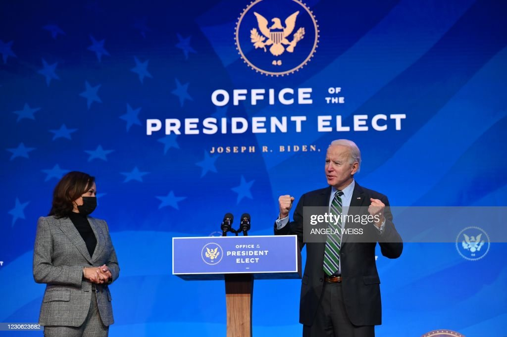 US-POLITICS-BIDEN-NOMINEES : News Photo