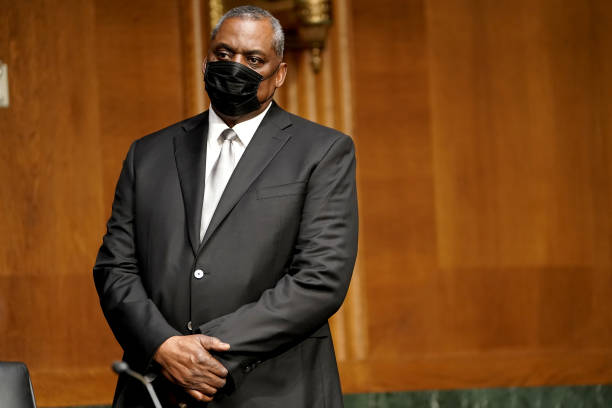 DC: Biden Defense Secretary Nominee Lloyd Austin Testifies At Senate Hearing