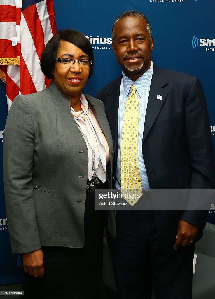 Presidential Candidate Dr. Ben Carson Interviewed on SiriusXM