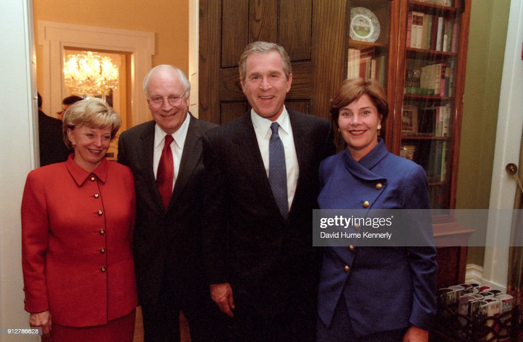 Bush bush cheney dick election george george political politics w