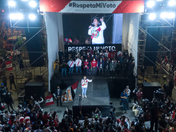 PER: Peruvians Protest Amid Presidential Runoff Uncertainty