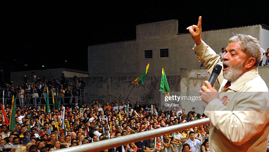 Last Day of Brazilian Presidential Elections - October 26, 2006