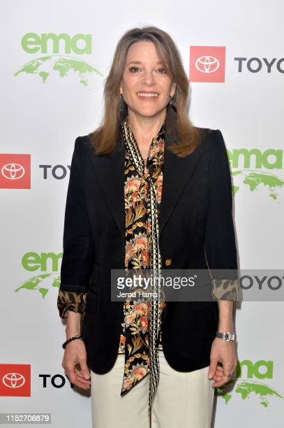 Presidential Candidate Marianne Williamson attends the EMA IMPACT Summit - Day Two at Montage Beverly Hills on May 30, 2019 in Beverly Hills,...