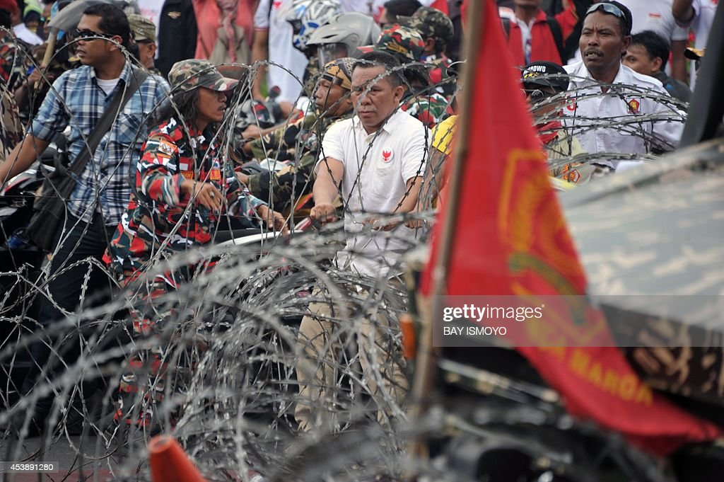 INDONESIA-ELECTION-COURT : News Photo