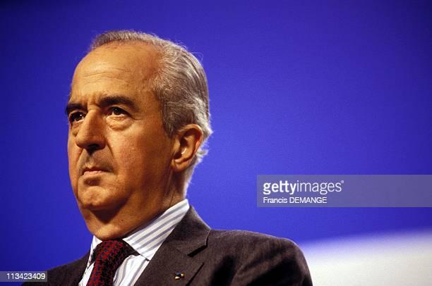Presidential: Edouard Balladur In Lorraine On April 11th ,1995