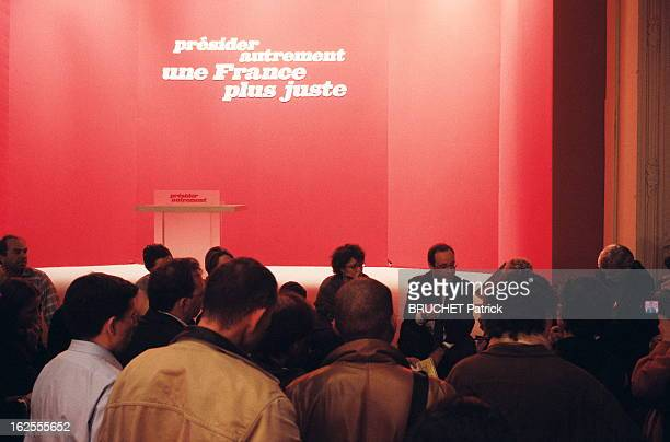 Presidential Elections Of April 2002 The Defeat Of Lionel Jospin In The First Round Elections présidentielles d'Avril 2002 les résultats du 1er tour...