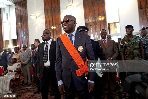 Presidential Elections Two Presidents For The Ivory Coast Laurent GBAGBO et Alassane OUATTARA revendiquent la victoire aux élections présidentielles...