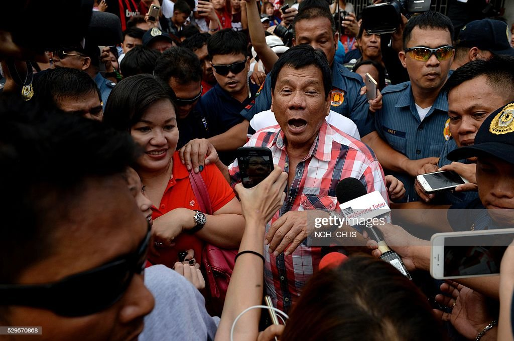 Rodrigo Duterte Poised To Win Philippine Elections