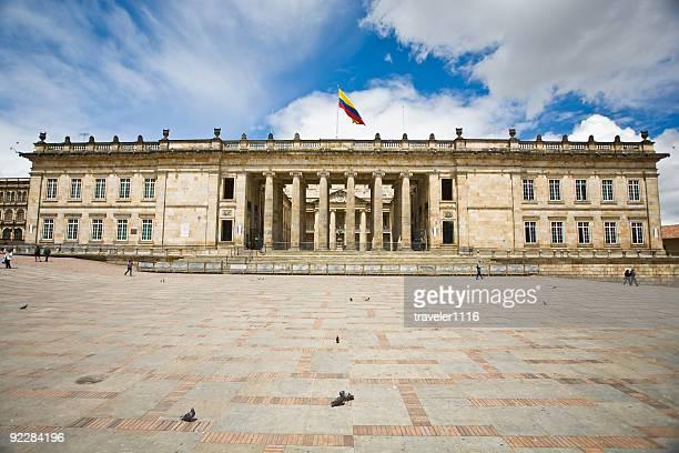 Presidential House In Bogota, Colombia