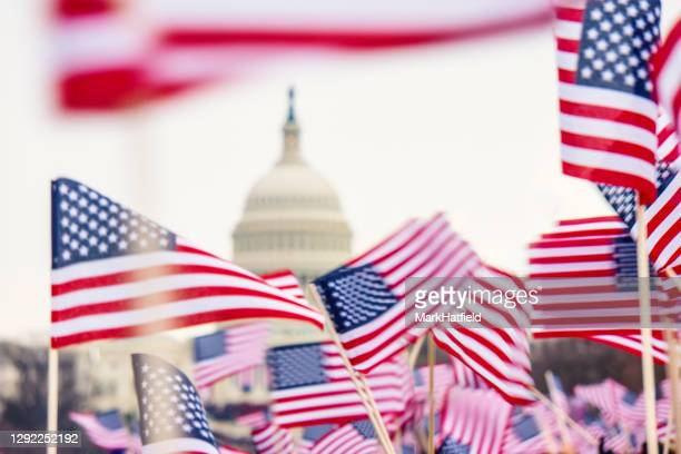 presidential inauguration in washington mall - us president stock pictures, royalty-free photos & images