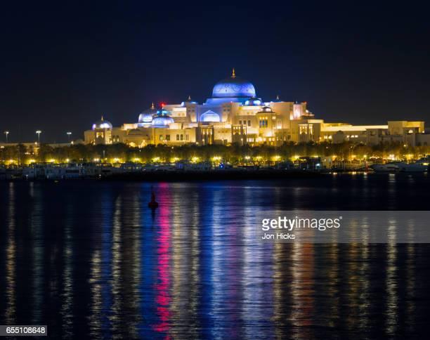 Presidential Palace of the United Arab Emirates, Abu Dhabi