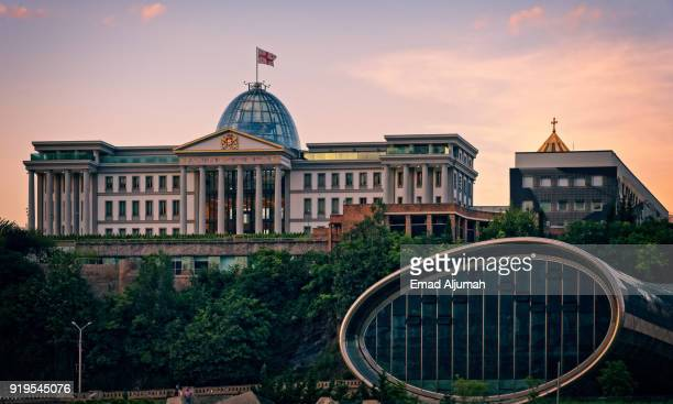 Presidential Palace, Tbilisi, Georgia