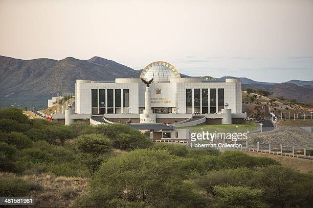Presidential residence and office of the president of Namibia